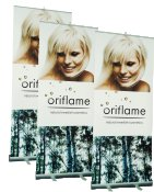 Roll-up display ORIFLAME. Poza pentru oferta speciala roll-up.