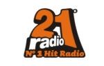 Rol-up banners pentru RADIO 21